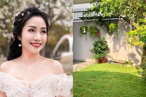 Ốc Thanh Vân hoảng hốt vì gặp sự cố khi chồng vắng nhà