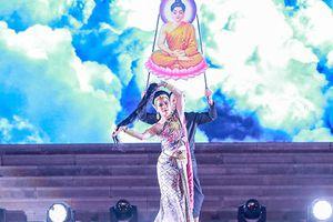 Mãn nhãn với các màn trình diễn nghệ thuật trong 'Đại lộ di sản' của Đại lễ Vesak 2019