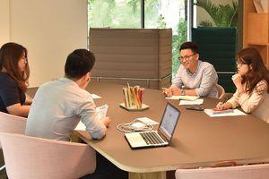 Co-working Việt Nam đang đi nhanh