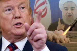 Đối đầu sóng gió với Iran, Mỹ bất ngờ đáp trả trực diện?