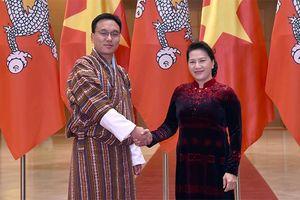 Việt Nam-Bhutan: Mở rộng hợp tác trên các lĩnh vực