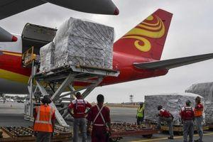 Phát hiện máy bay Trung Quốc chở hàng viện trợ tới Venezuela