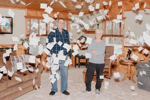 Cặp vợ chồng Mỹ trúng số gần 1 triệu USD nhờ toán cấp 3 đơn giản