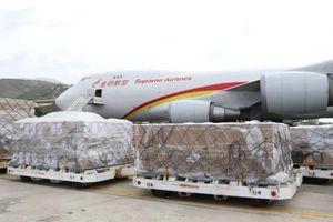 Máy bay chở hàng Trung Quốc xuất hiện tại Venezuela