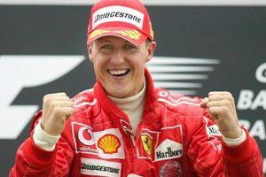 Phim về huyền thoại F1 Schumacher sắp lên sóng tại Cannes