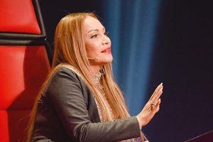 Thanh Hà phản ứng khi bị chỉ trích 'tham lam' tại The Voice