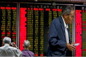 Dow Jones sụt hơn 600 điểm, chứng khoán châu Á nhuốm 'sắc đỏ'