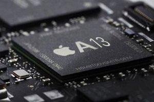 Chip xử lý A13 cho iPhone 2019 bắt đầu được sản xuất