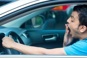 Cách chống lại cơn buồn ngủ, tránh xảy ra tai nạn khi lái xe
