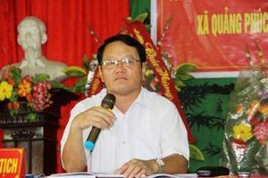 Thanh Hóa: Dính bê bối đất đai, 2 lãnh đạo ở huyện được điều lên tỉnh