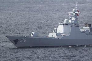 Trung Quốc củng cố uy lực trên biển, hạ thủy cùng lúc 2 khu trục hạm