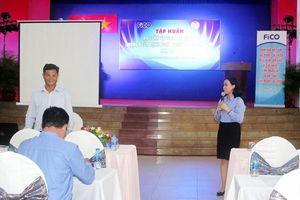 CĐ TCty VLXD Số 1: Tập huấn an toàn vệ sinh lao động
