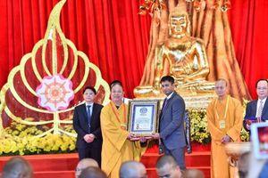 10 kỷ lục được thiết lập tại Đại lễ Vesak 2019 do Việt Nam tổ chức