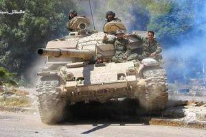 HTS đột kích, cắt đứt mạch thắng của quân Assad