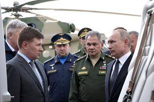 Tổng thống Putin: Nga có loại vũ khí chưa nước nào có