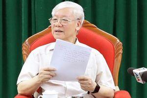 Clip: Tổng Bí Thư, Chủ tịch nước Nguyễn Phú Trọng nói về chống tham nhũng