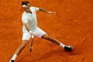 Roger Federer sẽ tham dự Rome Masters 2019