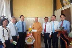 Phật giáo Việt Nam có nhiều đóng góp cho sự phát triển đất nước