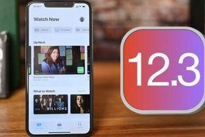 Apple chính thức tung bản cập nhật iOS 12.3