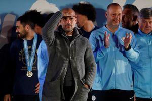 Vừa giành chức vô địch, Man City sẽ tiếp tục làm mới đội hình với 200 triệu bảng