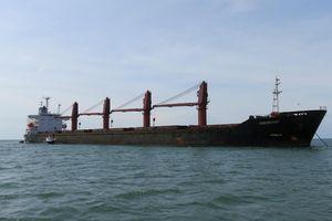 Triều Tiên đòi Mỹ trả tàu hàng ngay lập tức