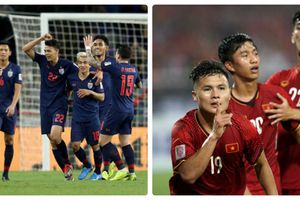 Vé trận Thái Lan - Việt Nam ở King's Cup 2019 có giá cao nhất khoảng 350 ngàn đồng