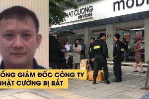 Vì sao Bùi Quang Huy – Tổng giám đốc công ty Nhật Cường - bị bắt?