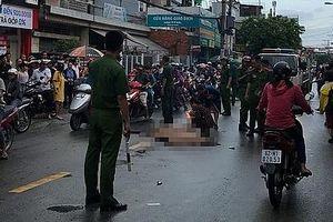 Va chạm xe tải, cô gái tử vong khi đang trên đường lo hậu sự cho người thân
