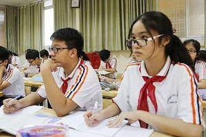 Công bố tỷ lệ 'chọi' vào lớp 10 công lập tại Hà Nội