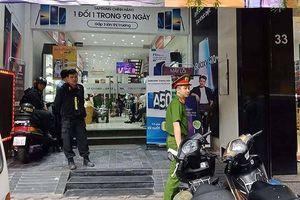 Thành ủy Hà Nội thông tin về vụ Nhật Cường Mobile bị khám xét