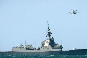 Tây Ban Nha rút tàu khu trục khỏi nhóm chiến đấu của Mỹ ở Vịnh Ba Tư