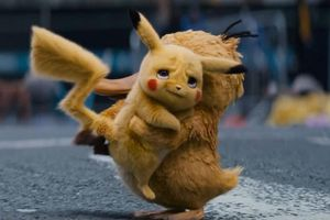 Lý do khiến bạn không thể ngừng xiêu lòng trước 'siêu phẩm' mùa hè Pokémon: Thám Tử PikachuLý do khiến bạn không thể ngừng xiêu lòng trước 'siêu phẩm' mùa hè Pokémon: Thám Tử Pikachu