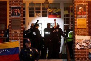 Mỹ: Phá khóa tòa nhà đại sứ quán Venezuela