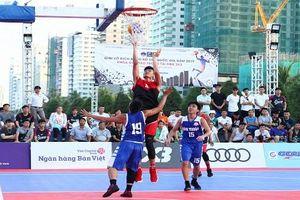 Ngân hàng Bản Việt vinh dự đồng hành cùng Giải Vô địch bóng rổ 3x3 quốc gia 2019