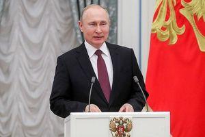 Tổng thống Putin kêu gọi đẩy mạnh phát triển hệ thống phòng thủ