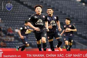 Ghi siêu phẩm sút phạt, Xuân Trường góp mặt đội hình tiêu biểu Thai League