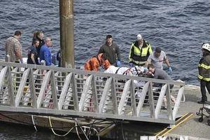 Va chạm máy bay tại Mỹ, khiến ít nhất 3 người thiệt mạng