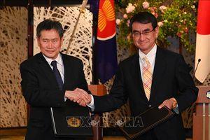 ASEAN và Nhật Bản thỏa thuận tăng cường hợp tác kỹ thuật
