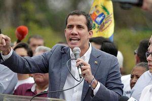 Tổng thống tự phong kêu gọi EU áp thêm lệnh trừng phạt với Venezuela