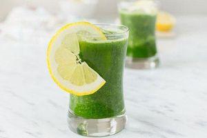 Đẩy lùi nguy cơ ung thư với món sinh tố siêu bổ dưỡng chỉ cần uống mỗi tuần 1 lần thôi!