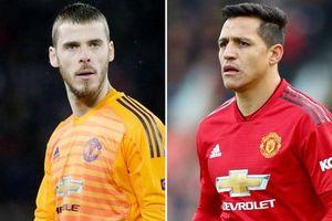Đội hình gây thất vọng nhất Premier League: M.U áp đảo