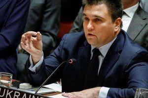 Ukraine ra tối hậu thư thúc EU trừng phạt Nga