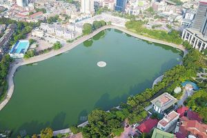 Hà Nội mời gọi nhà đầu tư quan tâm Dự án Công viên hồ điều hòa Trung Văn