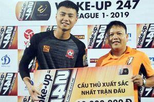 HLV Park Hang Seo gọi thủ môn Nguyễn Văn Toản lên tuyển Việt Nam