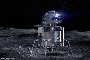 Tỷ phú Jeff Bezos tiết lộ kế hoạch biến Mặt trăng thành 'nhà' của hàng nghìn tỷ người, nơi sẽ không có thảm họa thiên nhiên