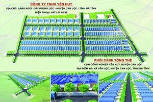 Cụm công nghiệp Yên Huy: Giải bài toán ô nhiễm làng nghề
