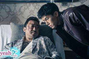 Đầu gấu Ma Dong Seok bị rạch bụng lấy mật trong phim mới 'Trùm, Cớm và Ác Quỷ'