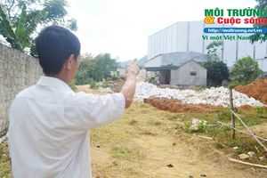 Nghệ An: Dân tố Công ty Khoáng sản Trung Hải sản xuất bột đá gây ô nhiễm, bức tử môi trường