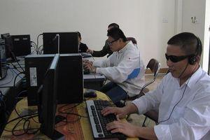 Cách mạng 4.0 mang đến nhiều cơ hội việc làm cho người khuyết tật