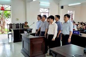 Xét xử sơ thẩm vụ án ở Công ty Cổ phần bọc ống dầu khí Việt Nam
